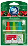 Ambi Pur 3Volution Plug In Refill Holly Berries and Frost 20 ml