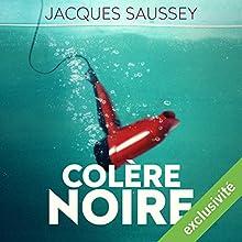 Colère noire (Daniel Magne & Lisa Heslin 1)   Livre audio Auteur(s) : Jacques Saussey Narrateur(s) : François Tavares