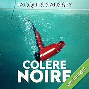 Colère noire (Daniel Magne & Lisa Heslin 1) | Livre audio