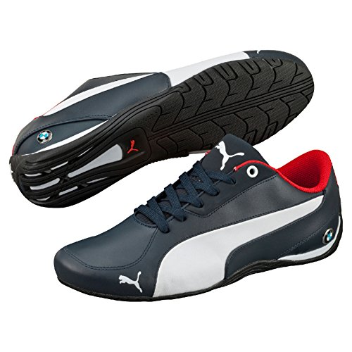 Puma BMW MS Drift Cat 5 NM 2, Unisex-Erwachsene Sneaker, Blau (bmw team blue-white 02), 43 EU thumbnail