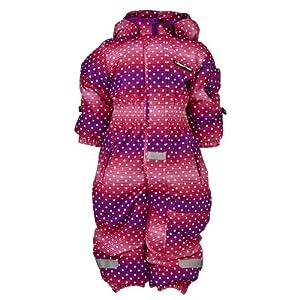 LEGO Wear - Traje para la nieve con capucha de manga larga para bebé