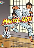 Martial Arts Coloring Book (Dover Coloring Books)