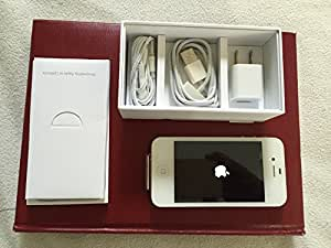 Apple iPhone 4s 16GB Factory Unlocked GSM