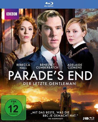 Parade's End - Der letzte Gentleman [Blu-ray]