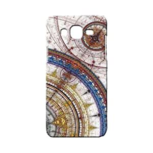 BLUEDIO Designer 3D Printed Back case cover for Samsung Galaxy A3 - G5246