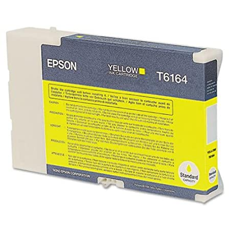 T616400 Ink, 3,500 Page-Yield, Yellow