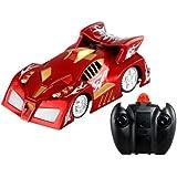 BestOfferBuy 4CH Remote Control RC Spiderman Wall Climbing Climber Stunt Car Toy Red