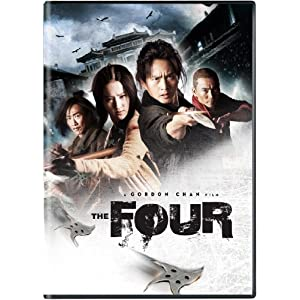Amazon.com: The Four: Deng Chao, Ronald Cheng, Liu Yi Fei ...