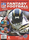 NFL.Com Fantasy Football 2007 Preview Magazine