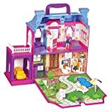 #10: Toyzone Dream Villa, Multi Color