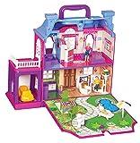 #10: Toyzone Dream Villa, Multi Color