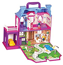 Toyzone Dream Villa, Multi Color