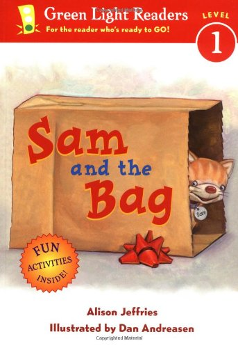 Sam and the Bag (Green Light Readers. Level 1)