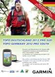 Garmin TOPO Deutschland/Germany 2012 Pro Mapping South (South of Germany)