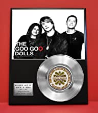 Goo Goo Dolls LTD Edition Platinum Record Display – Award Quality – Music Memorabilia – ***FREE…