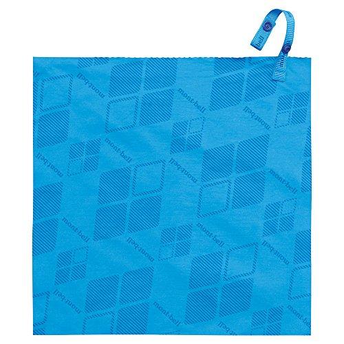 (モンベル)mont-bell マイクロタオル ハンド 1124611 BL ブルー