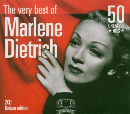 The Very Best of Marlene Dietrich 50 Greatest Hits