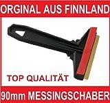 Eiskratzer Eisschaber Messingklinge Orginal aus Finnland 100% Qualität