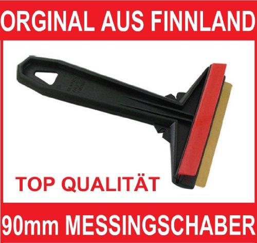 Eiskratzer-Eisschaber-Messingklinge-Orginal-aus-Finnland-100-Qualitt