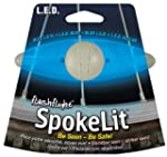 Nite Ize Spokelit Bicycle Light, Blue