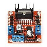 Arduino L298N Dual H Bridge DC Stepper Motor Drive Controller Module