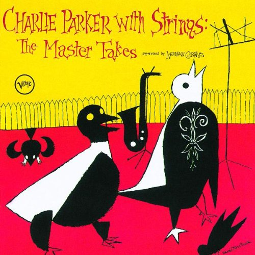 """Afficher """"Charlie Parker with strings"""""""
