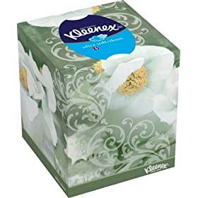 Kleenex Ultra Soft Facial Tissues, 85-Count Upright Box (Pack of 27) [Amazon Frustration-Free Packaging]