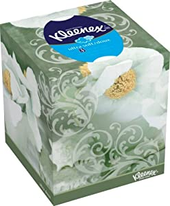 Kleenex Ultra Soft Facial Tissues, 85-Count Upright Box (Pack of 27)