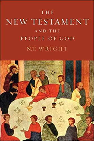 The New Testament and the People of God/ Christian Origins and the Question of God, Vol.1 (Christian Origins and the Question of God (Paperback))