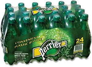 Nestle Perrier Mineral Water - 05 L - 24  Carton - Green