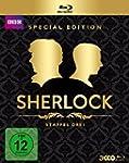 Sherlock - Staffel 3 [Blu-ray] [Speci...