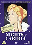 Nights Of Cabiria [DVD] [1957]