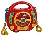 Kinder CD Player Digital Karaoke mit...