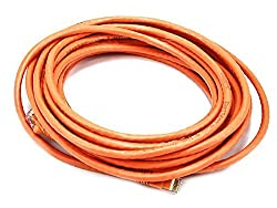 Monoprice Cat6 24AWG UTP Ethernet Network Patch Cable_ 25ft Orange