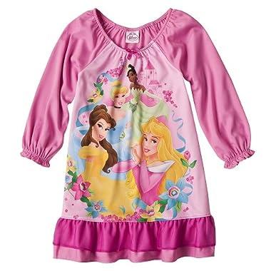 Product Image Toddler Girls' Sleepwear Disney® Princess Wine Long-Sleeve Night Gown