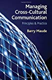 img - for Managing Cross-Cultural Communication: Principles and Practice book / textbook / text book