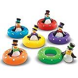 Learning Resources Smart Splash Color Play Penguins