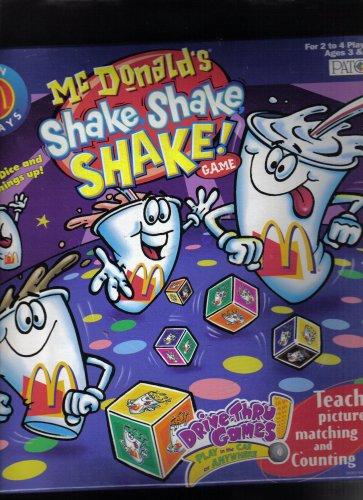 Mcdonald's Shake Shake Shake Game - 1