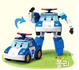 KOREAN TOY_ Academy of Sciences, Robocar POLI robot de la transformación [001 KR]