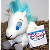 "Retired Disney Hercules Baby Pegasus 7"" Plush Bean Bag Doll Mint With Tags"