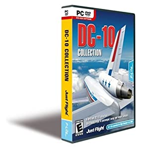 DC-10 Collection Expansion for Flight Simulator X & 2004 DVD