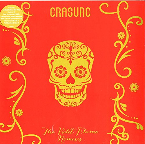 Erasure - The Violet Flame Remixes - Zortam Music