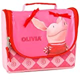 Olivia the Pig in Everyday Dress and Red Ribbons Lunch Box