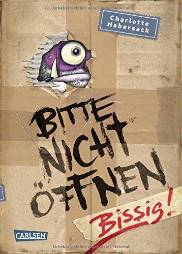 Bitte nicht öffnen, Band 1: Bissig! das Buch von Charlotte Habersack - Preise vergleichen & online bestellen