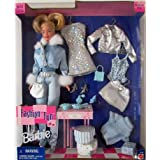 Mattel Barbie Fashion Fun Gift Set With 3 Different Outfits