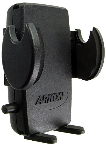 ARKON Mega Grip Universal Smartphone Holder Retail Packaging Black
