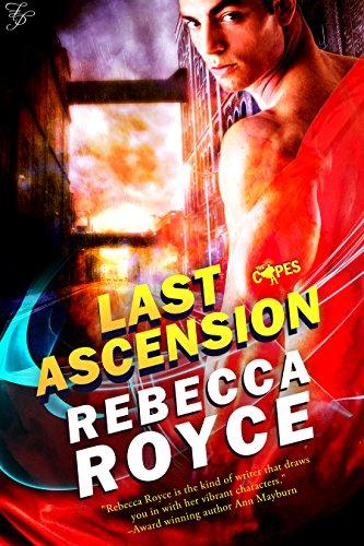 Rebecca Royce - Last Ascension (The Capes)