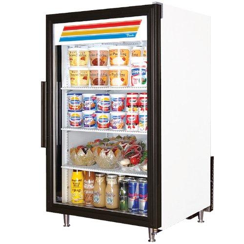 True Double Door Refrigerator front-465441