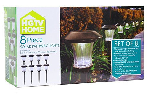 HGTV-Solar-LED-Pathway-Lights-8-pack