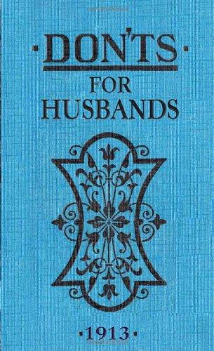 """Английская книга """"Нельзя для Мужей"""""""